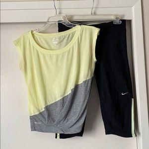 NIKE 🖤 Workout Set | Gym